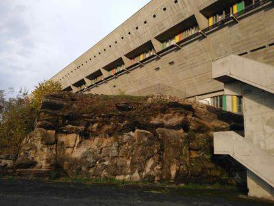 Maison de la culture, Le Corbusier