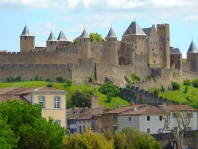 Carcassonne (Pixabay)